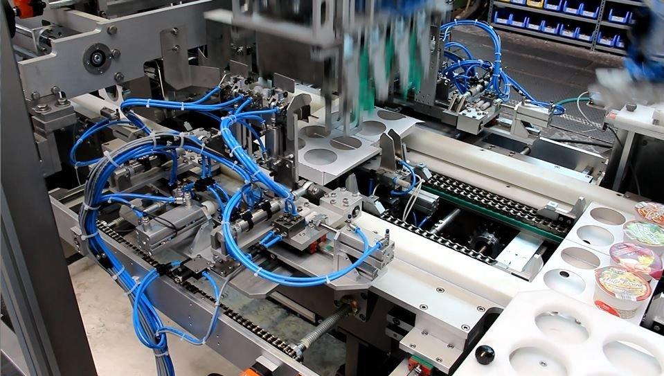 Balici technika M.A.S. Automation 2