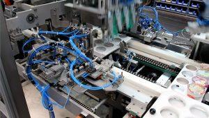 Balici technika M.A.S. Automation