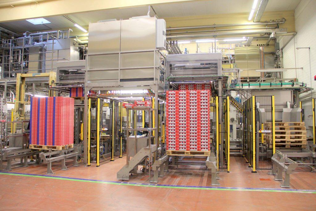 Paletizatory M.A.S. Automation 1