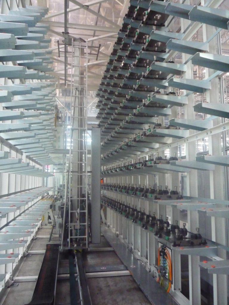 Skladova automatizace M.A.S. Automation 4