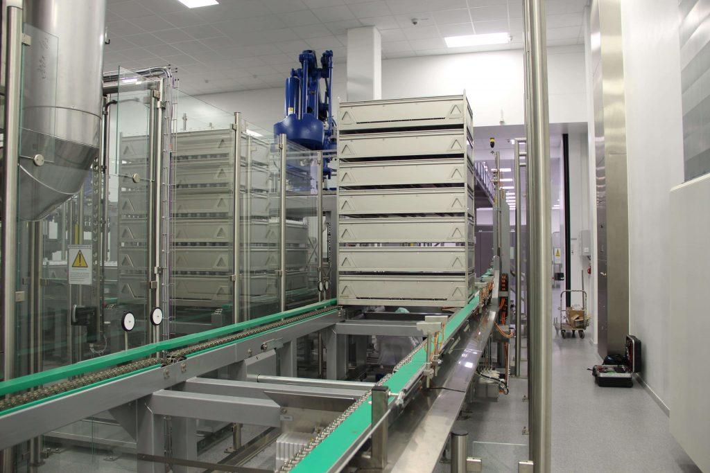Transportni system M.A.S. Automation 3 1 1