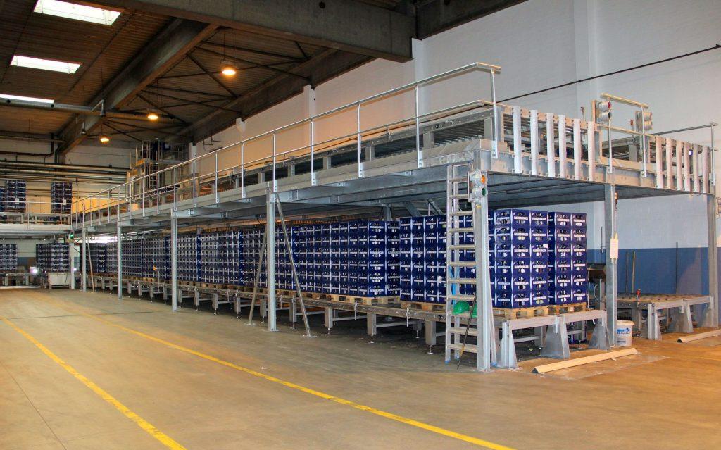 Transportni system M.A.S. Automation 4 1 1