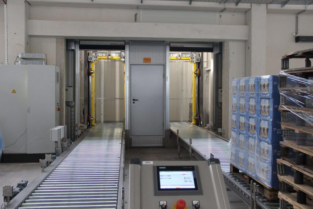 Transportni system M.A.S. Automation 5 1 3