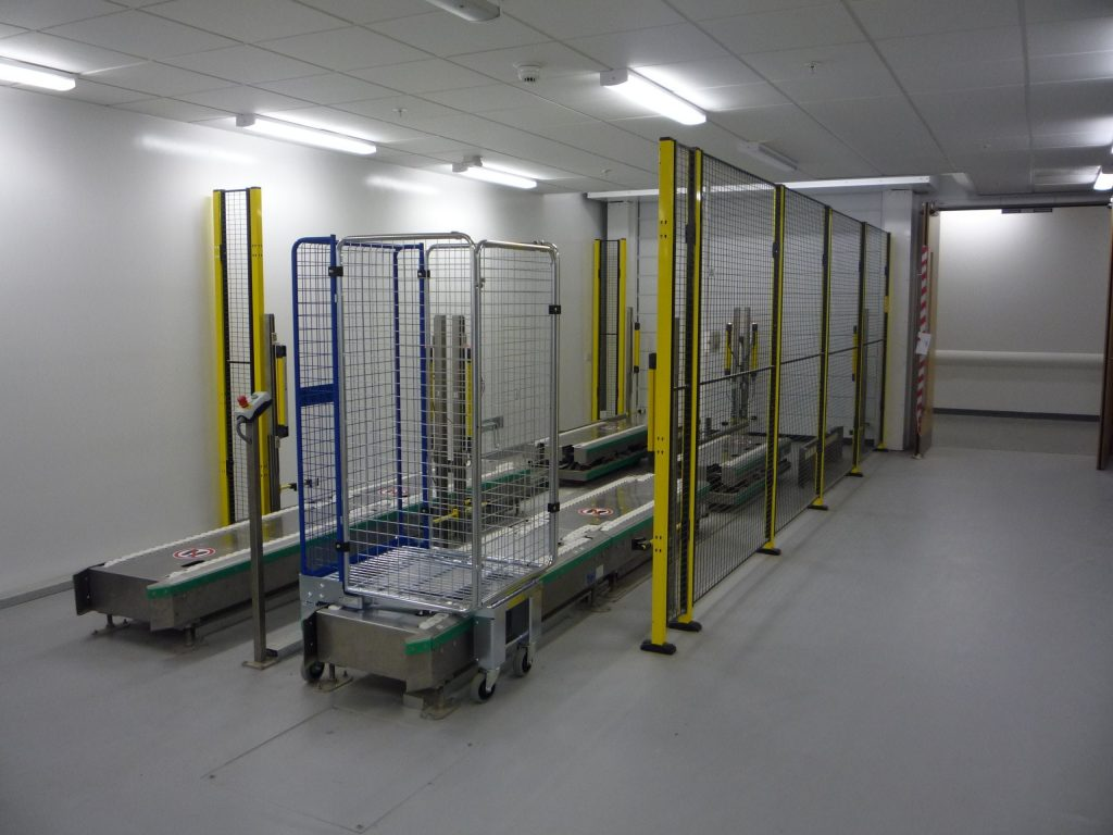 Transportni system M.A.S. Automation 6 1