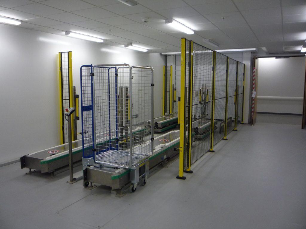Transportni system M.A.S. Automation 6 3